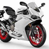 Ducati 959 Panigale 2016 - white