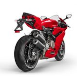 Ducati 959 Panigale 2016 - red rear