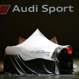 Audi R18 LMP1 cubierto