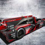 Audi R18 LMP1 render trasera