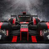 Audi R18 LMP1 render frontal oscuro