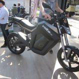 Volta Motorbikes - bcn city lateral