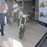 Volta Motorbikes - bcn sport verde frontal