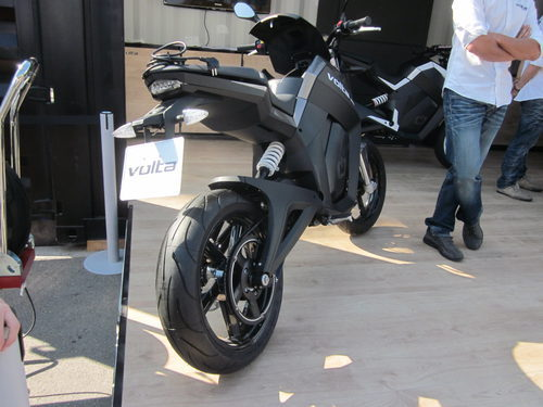 Volta Motorbikes - bcn city, zona posterior derecha