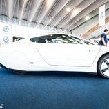 Volkswagen XL1 2013 - perfil