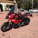 BMW S1000 XR - lateral