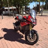 BMW S1000 XR - frontal