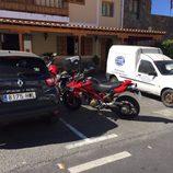 BMW S1000 XR - travel
