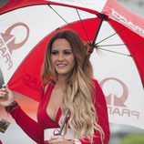 Pit girl Ducati Pramac Team