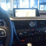 Lexus RX 450H - Pantalla multifunción