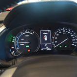 Lexus RX 450H - Información para el conductor