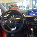 Lexus RX 450H - Puesto de conducción