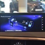 Lexus RX 450H - Navegador