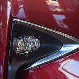 Lexus RX 450H - Detalle faros antiniebla