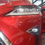 Lexus RX 450H - Detalle óptica delantera