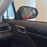 Lexus RX 450H - Posición del copiloto
