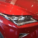 Lexus RX 450H - Detalle de las ópticas delanteras