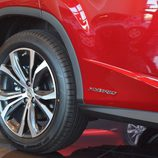 Lexus RX 450H - Pasos de rueda