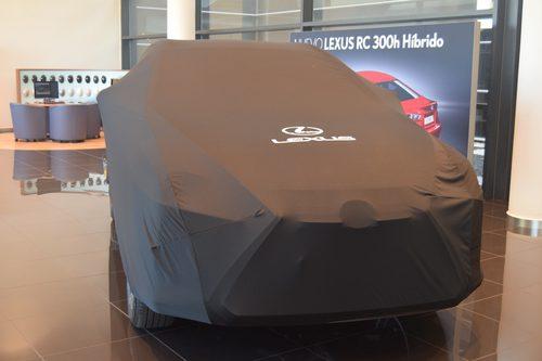 Lexus RX 450H - Frontal funda