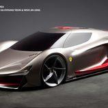 Ferrari Top Design School Challenge - De Esfera