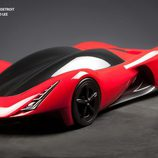 Ferrari Top Design School Challenge - Duo