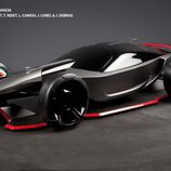 Ferrari Top Design School Challenge - Horizon