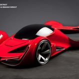 Ferrari Top Design School Challenge - Intervallo