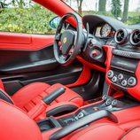 Ferrari 599 GTO 'Tour de France' livery 2011 - interior