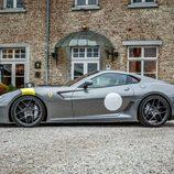 Ferrari 599 GTO 'Tour de France' livery 2011 - side