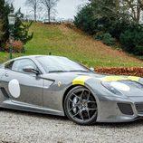 Ferrari 599 GTO 'Tour de France' livery 2011 - delantera