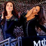 Monza Rally Show - Monster Girls morenas