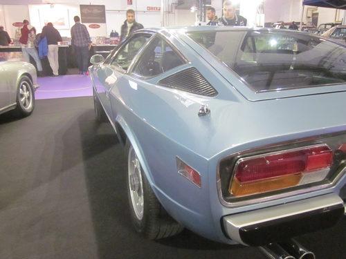 Maserati Khamsin año 1975 - lateral izquierdo superior