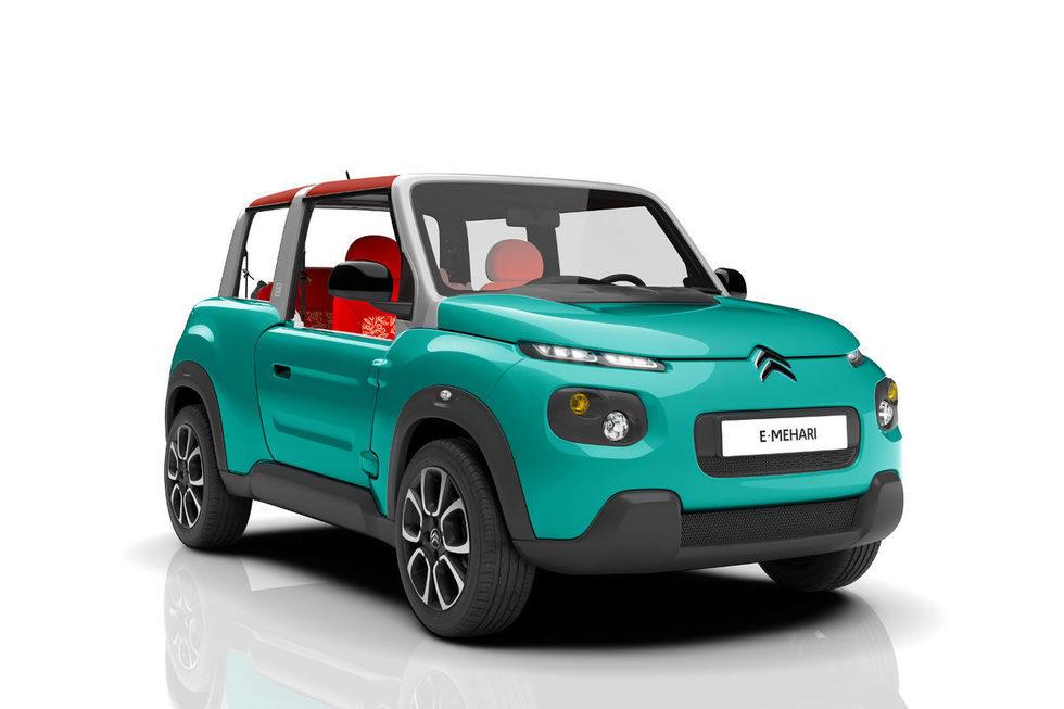 Citroën E-Mehari 2016  - front