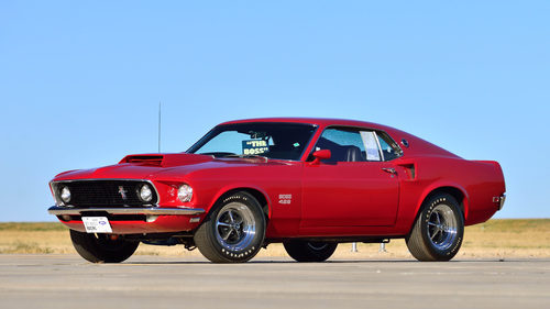 Mecum Auctions Kissimmee 2015 - Ford Mustang Boss 429