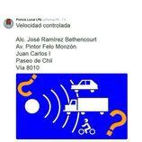 Policía local Las Palmas tweets - Controles