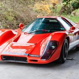 McLaren M12 coupe 1969 - delantera
