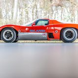 McLaren M12 coupe 1969 - side