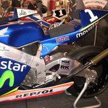 Tren trasero Honda RS 250cc Dani Pedrosa