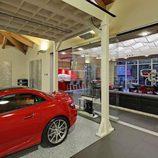 Garajes espectaculares - Espacio prominente