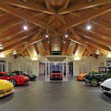 Garajes espectaculares - colección