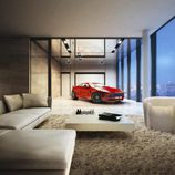 Garajes espectaculares - Hamilton Scotts