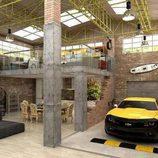Garajes espectaculares - Camaro