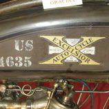 Autoretro 2015 - Logo Excelsior militar