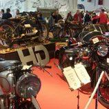 Autoretro 2015 - stand motos antiguas