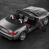 Mercedes SLC puerta abierta