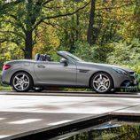 Mercedes SLC lateral descapotado