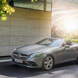 Mercedes SLC reflejo