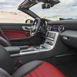 Mercedes SLC interior aire libre