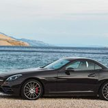 Mercedes SLC lateral capota cerrada