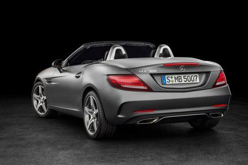 Mercedes SLC 3/4 trasera